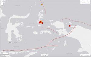 S. Halmahera declares emergency after 7.3-magnitude earthquake