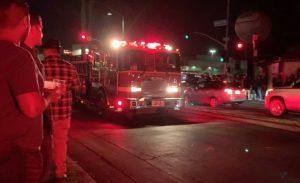 Transformer explodes at Oktoberfest celebration in Huntington Beach, injuring five people